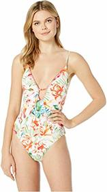 Lucky Brand Sunny San Diego One-Piece Swimsuit