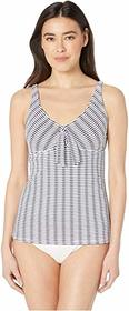 Tommy Bahama Island Cays Over the Shoulder Tankini