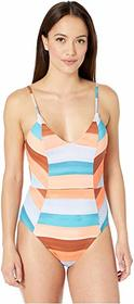 Lucky Brand Block Party One-Piece