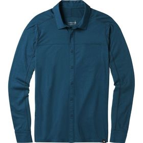 Smartwool Merino Sport 150 Long-Sleeve Button-Up S