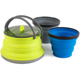 SEA TO SUMMIT X-Set 11 Cookware Set