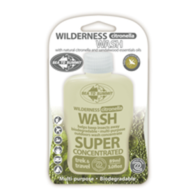 Sea to Summit Wilderness Wash w/ Citronella