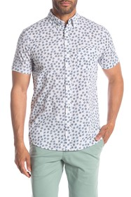 Ben Sherman Dashes & Dots Short Sleeve Shirt