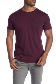 Ben Sherman Pocket Print Crew Neck T-Shirt
