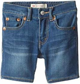 Levi's® Kids Slim Fit Lightweight Shorts (Big Kids