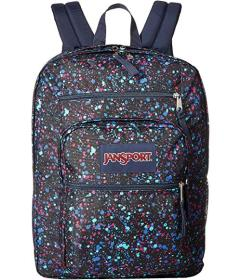 JanSport Splatter Dot Navy