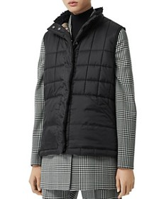 Burberry - Quilted Puffer Vest