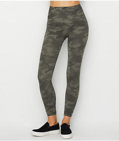SPANX Plus Size Look At Me Now Cropped Leggings