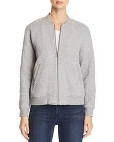 Eileen Fisher - Quilted Flight Jacket