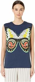 See by Chloe Butterfly Printed Tank