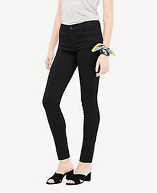 Tall Curvy Performance Stretch Skinny Jeans in Jet