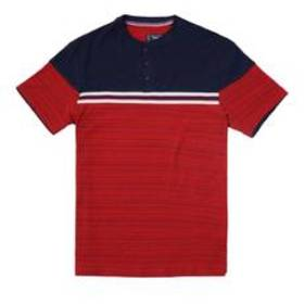 Young Mens Company 81® Short Sleeve Stripe Print A