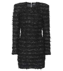 Balmain Knitted minidress