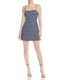 FRENCH CONNECTION - Eden Whisper Floral Mini Dress