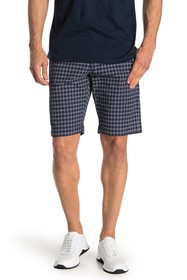 Ben Sherman Checkered Shorts