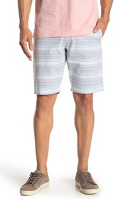Ben Sherman Striped Classic Cotton Shorts