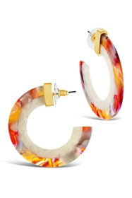 Sterling Forever 14K Yellow Gold Plated Two-Tone 4