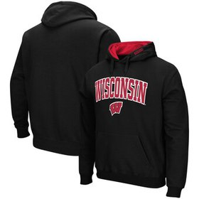 Wisconsin Badgers Colosseum Arch & Logo Tackle Twi