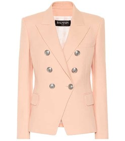 Balmain Cotton blazer