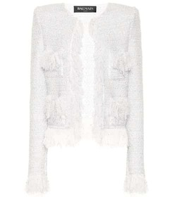 Balmain Exclusive to Mytheresa – Metallic bouclé j