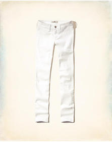 Hollister Classic Stretch Low-Rise Skinny Jeans, W