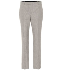 Givenchy Mid-rise straight wool pants