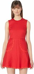 RED VALENTINO Abito Cady Cotton Dress