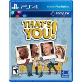 That's You! - PlayStation 4