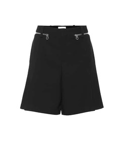 Chloé Wool shorts