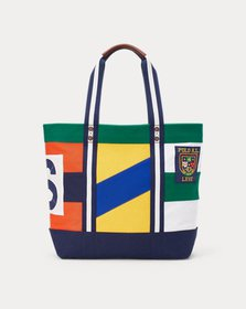 Ralph Lauren Rugby Canvas Tote