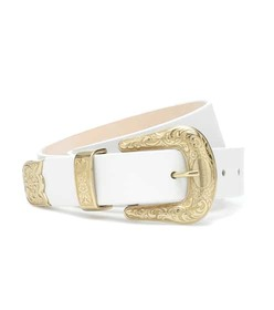 Balmain Exclusive to Mytheresa – leather belt