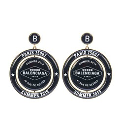Balenciaga Drop earrings