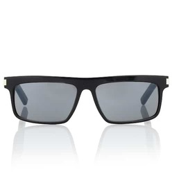 Saint Laurent Square acetate sunglasses