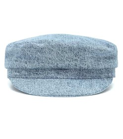 Isabel Marant Evie cotton denim cap