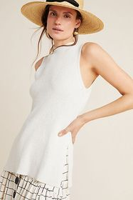 Anthropologie Alienor Tunic Tank