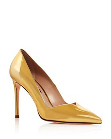 Stuart Weitzman - Women's Anny Pointed Toe Curved