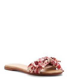 Botkier - Women's Zahara Bow Slide Sandals