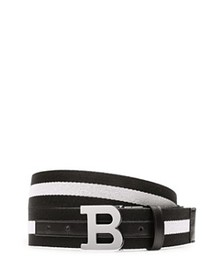 Bally - Men's B Buckle Reversible Trainspotting Be
