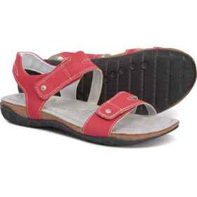 Khombu Solace Sandals (For Women) in Red