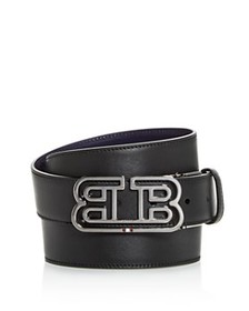 Bally - Men's Bobby Mirror B Buckle Reversible Lea