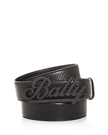 Bally - Men's Swoosh Reversible Leather Belt