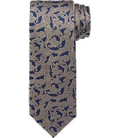Jos Bank Reserve Collection Tapestry Tie - Long CL
