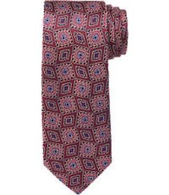 Jos Bank Reserve Collection Modernist Tie - Long C