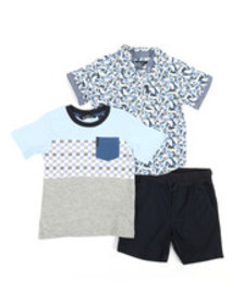 Ben Sherman 3 piece knit set (4-7)