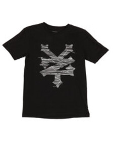 Zoo York cracker weave tee (8-20)