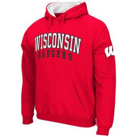Wisconsin Badgers Stadium Athletic Double Arches P