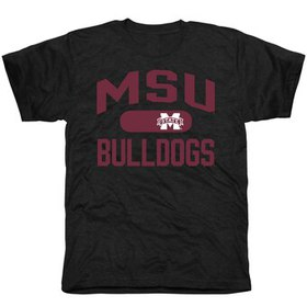 Mississippi State Bulldogs Athletic Issued Tri-Ble