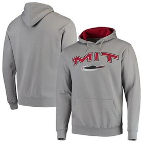 MIT Engineers Colosseum Arch & Logo Pullover Hoodi