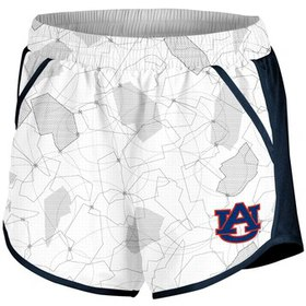 Auburn Tigers Under Armour Women's Fly By Run Perf