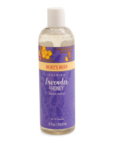 BURT'S BEES Lavender And Honey Body Wash